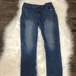 Gymboree super skinny jeans.